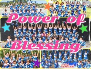 ♬Power of Blessing チア&バトントワラーズBlest♪
