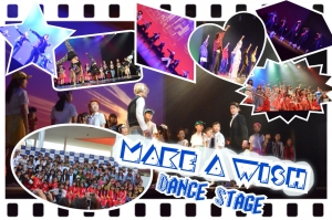 ☆MAKE A WISH DANCE STAGE♡
